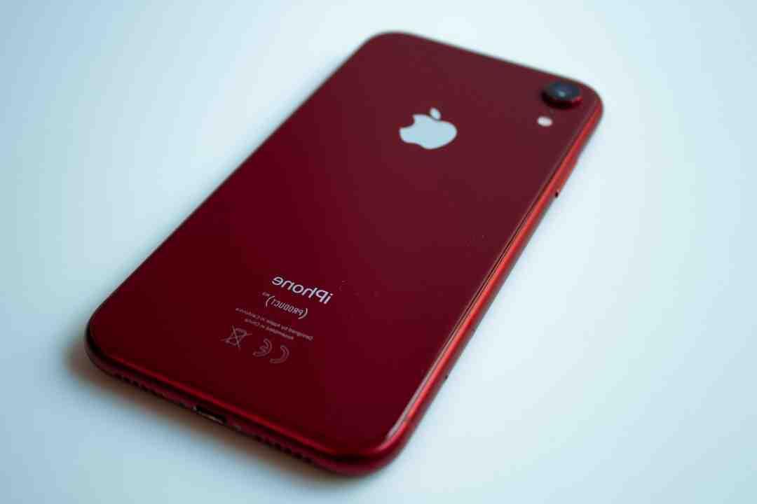 Comment nettoyer le stockage de son iPhone ?