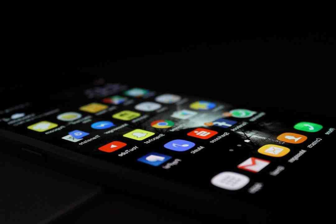 Quelle application pour geolocalisation iphone