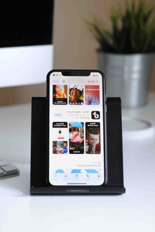 Comment configurer app store iphone