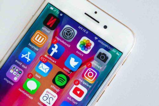 Comment voir app store
