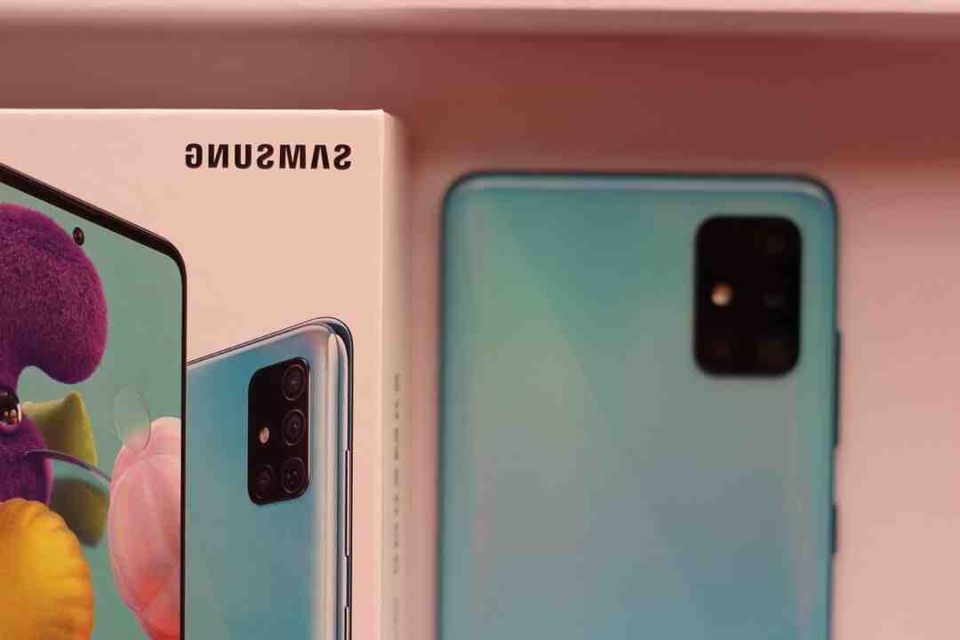 Quelle est la taille de l'écran du Samsung Galaxy Note 20 ?