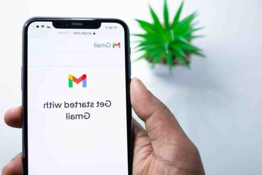 Comment changer gmail android