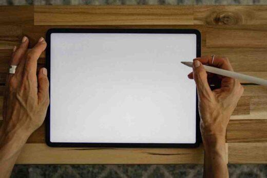Quel ipad compatible avec apple pencil