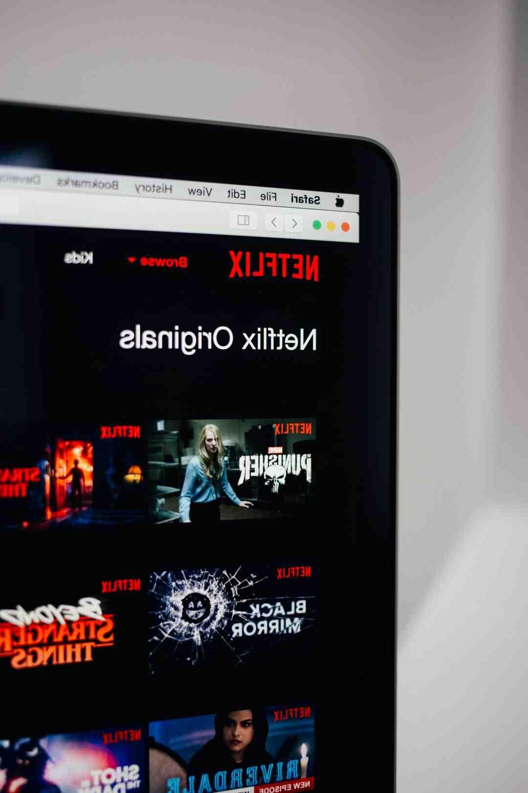 Comment Netflix utilisé les réseaux sociaux ?