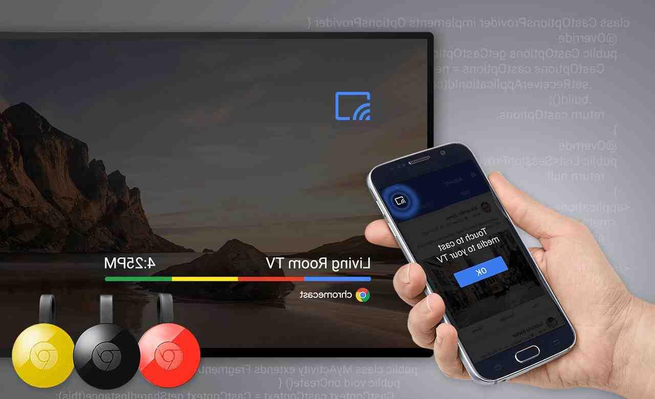 Comment faire une recopie d'écran sur une télé Samsung ?