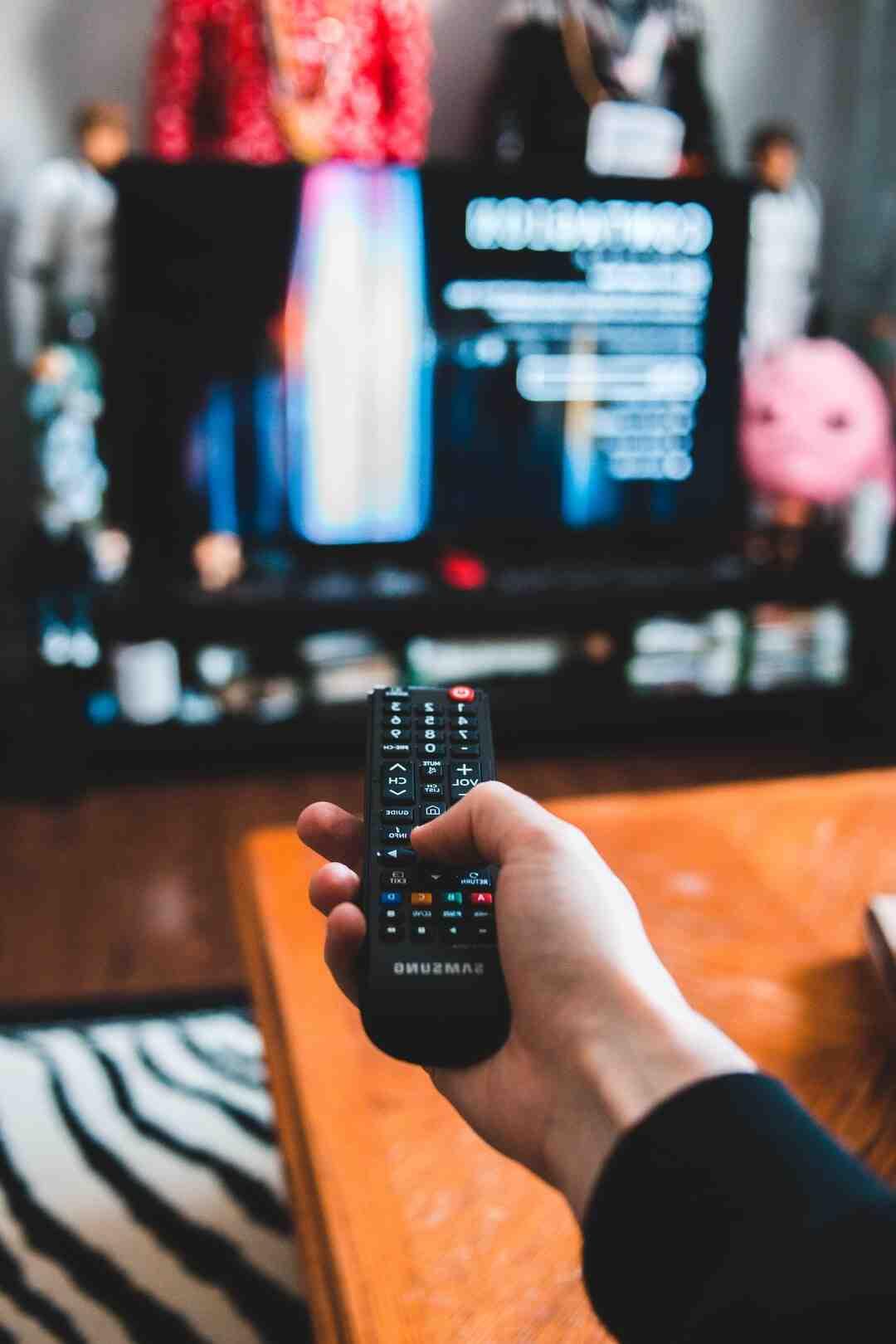 Comment mettre appel vidéo sur TV ?