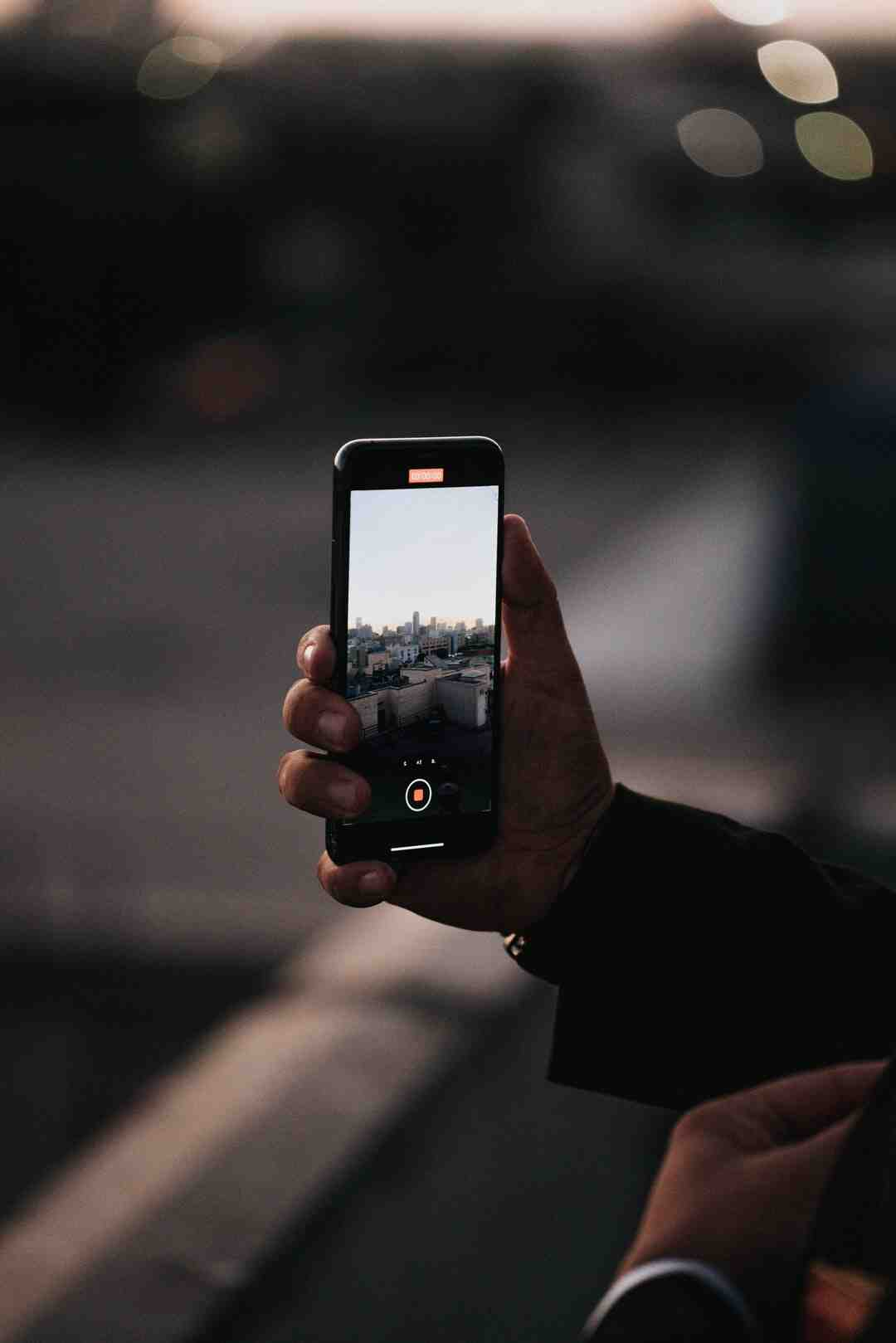 Comment savoir si un telephone à une bonne qualité photo ?