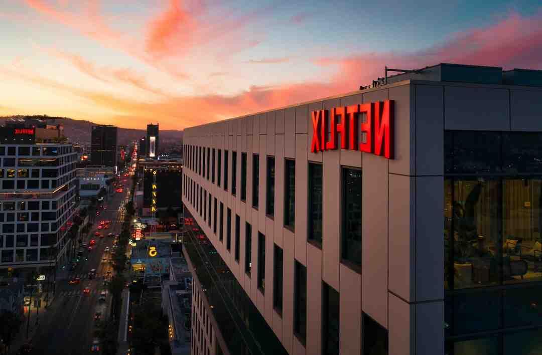 Quel est le chiffre d'affaire de Netflix ?