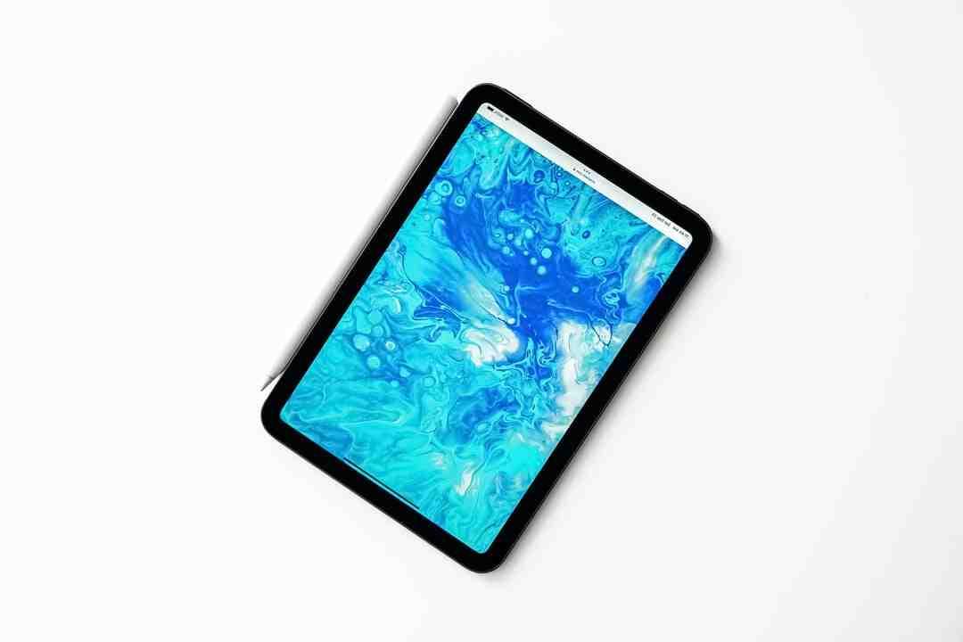 Quand est sorti le dernier iPad mini ?