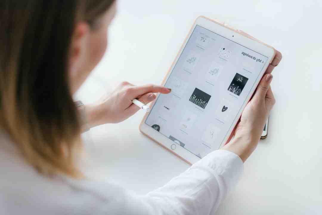 Quel taille fait l'iPad Air ?