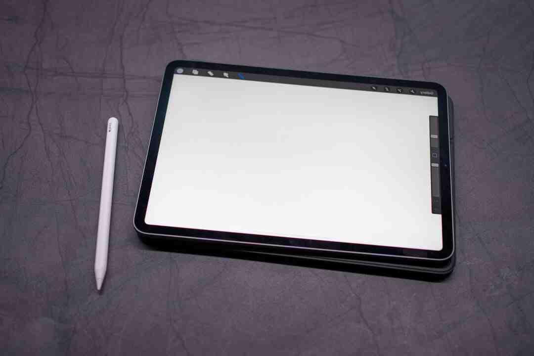 Quelle est la plus grande taille de tablette ?